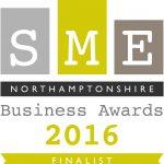 SME Northants Business Award_Finalist_2016