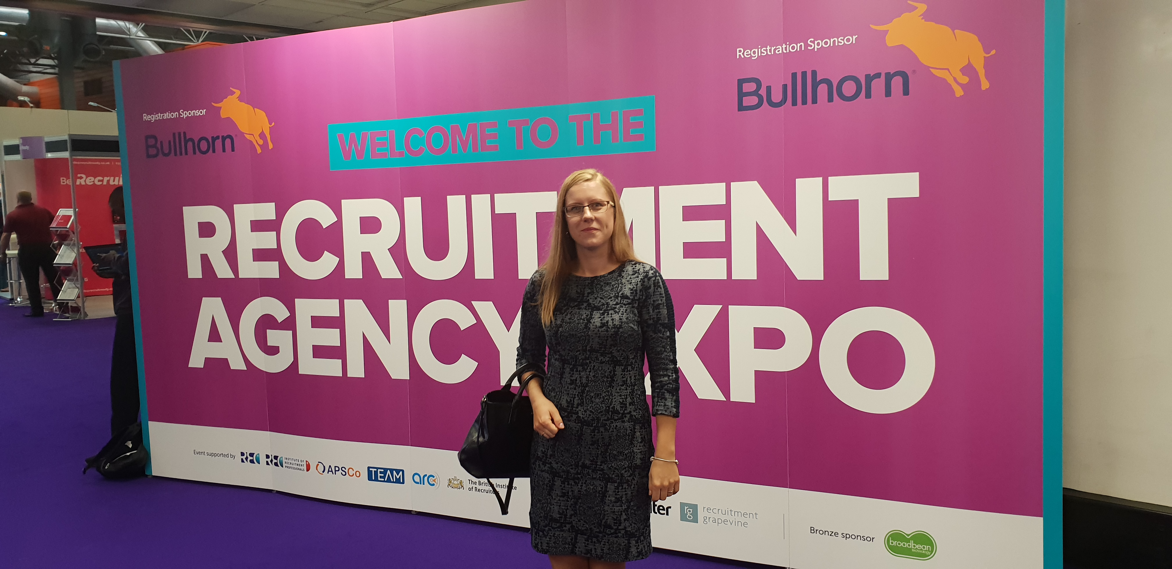 NN1 Personnel at The Recruitment Agency Expo