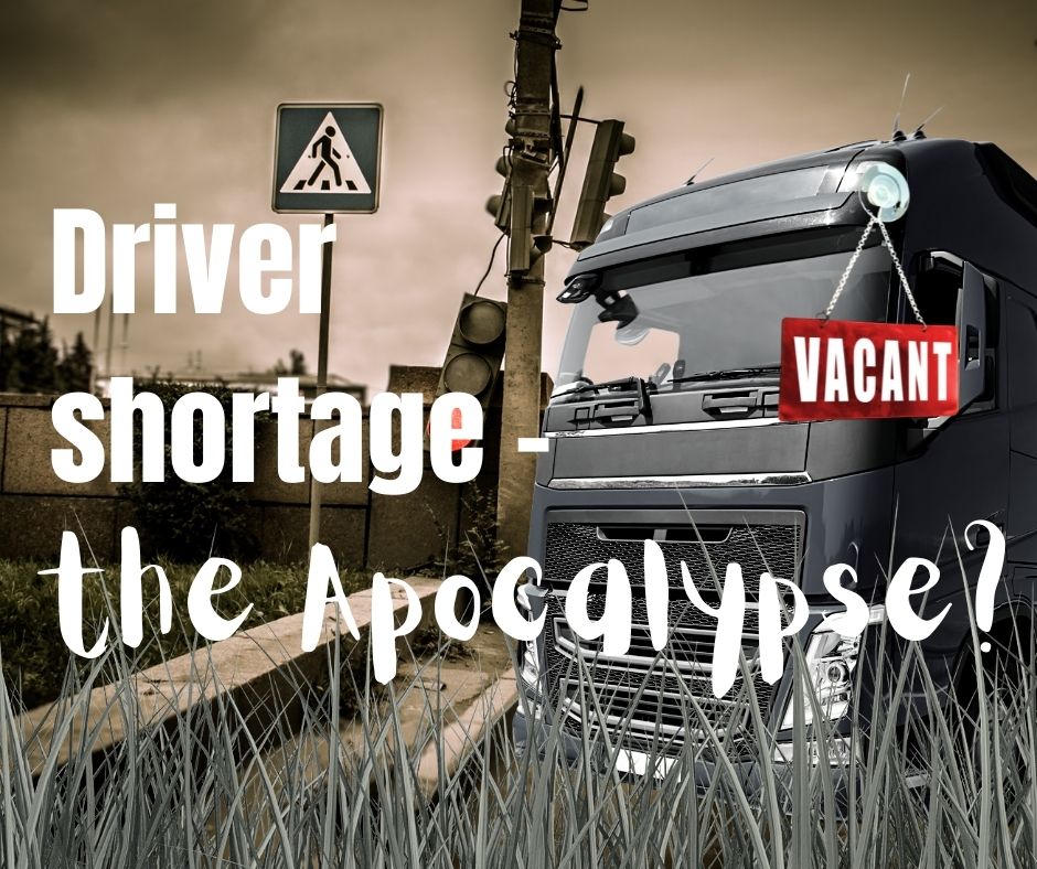 Driver shortage - the Apocalypse? Nn1 Personnel