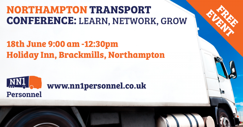 NN1's Northampton Transport Conference: Learn, Network, Grow