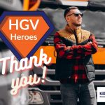 Thank you 'HGV Heroes
