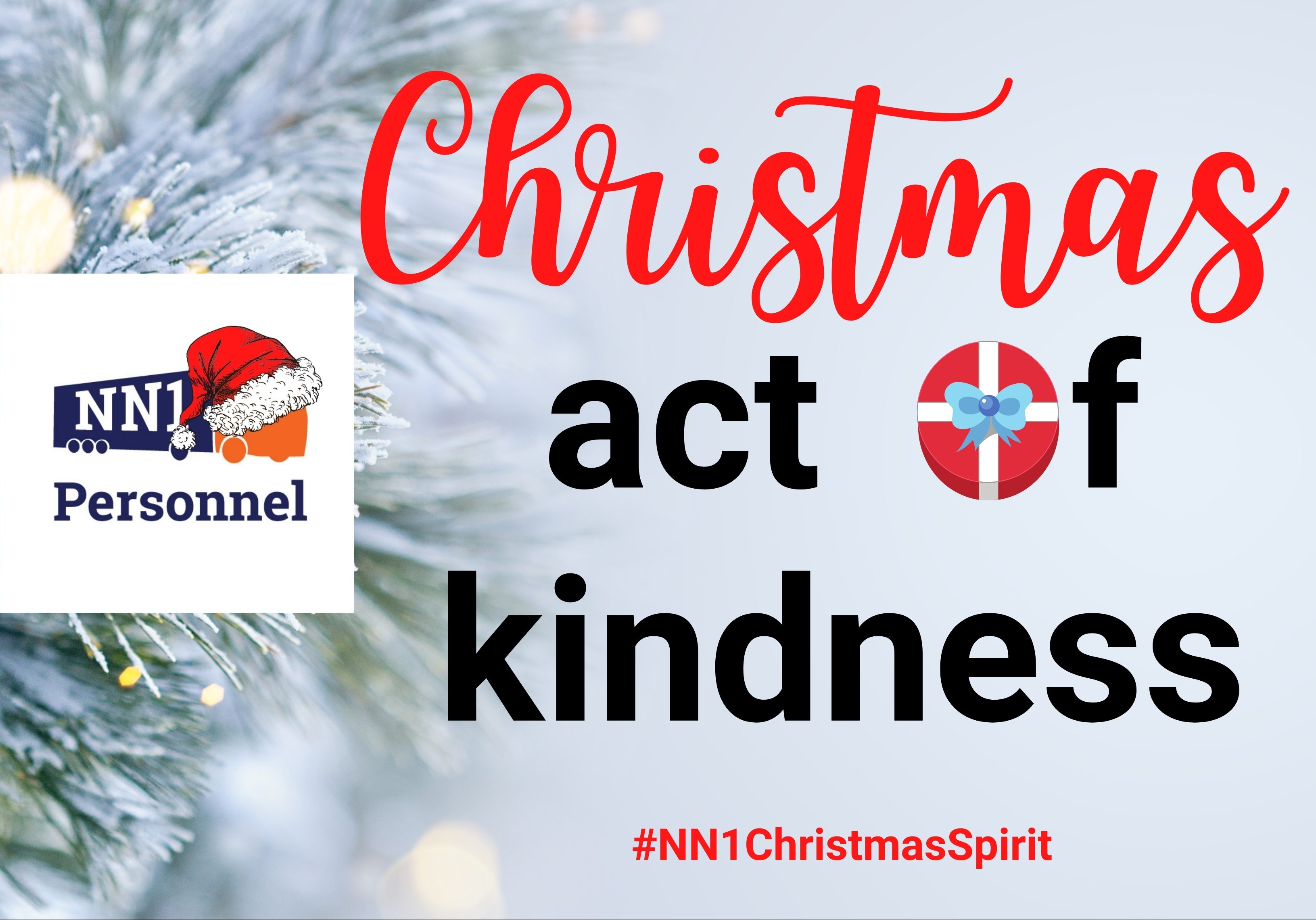 Christmas act of kindness